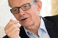 Hans Roslings bok har inspirerat Bill Gates.