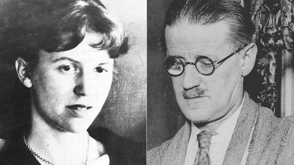 Sylvia Plath och James Joyce fick aldrig Nobelpriset.