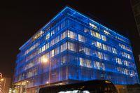 Facebooks huvudkontor i Dublin.
