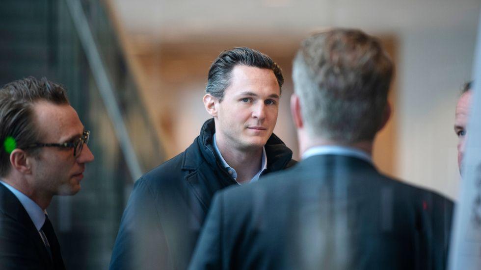 Allras grundare Ekström Alexander Ernstberger döms för bland annat grovt mutbrott.