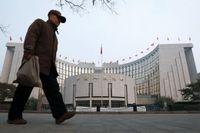 People's Bank of China, PBOC, i Peking.