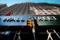 Utvecklingen var blandad på Wall Street. Arkivbild.