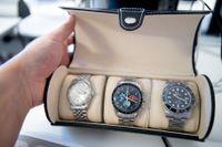 Lyxvaror som klockor, bilar och smycken köps kontant av kriminella för att tvätta svarta pengar. Arkivbild.