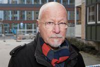 Sven-Erik Alhem säger att han själv inte haft negativa erfarenheter av Brå.