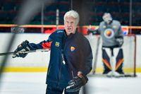 Djurgårdens nye tränare Barry Smith.