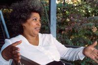 Toni Morrison på ett fotografi från 1981.