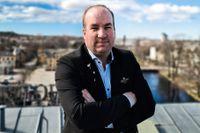 Företagaren Patrik Ekman överklagar Skatteverkets beslut om omställningsstöd.