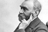 Alfred Nobel (1833–1896).