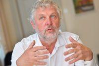 Bostadsminister Peter Eriksson (MP).