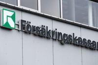 Försäkringskassans kontor i Dockan i Malmö. Arkivbild.
