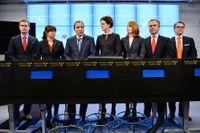 Vi har sett en utveckling där makten förskjutits till de politiska partiorganisationerna, skriver Finn Bengtsson. DÖ tillkännagavs av partiledarna för S, MP samt Alliansen den 27 december i fjol.