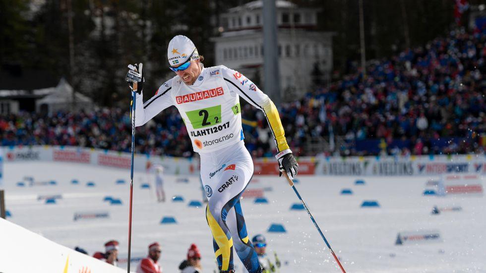 OS-medaljören byter skidorna mot frågesport.