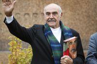 Skådespelaren Sean Connery är en av de mer namnkunniga förespråkarna för Skottlands självständighet.