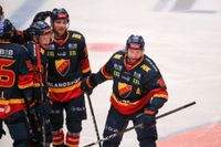 """""""Kul att det kom i rätt läge"""", sade Djurgårdens Niclas Bergfors om sitt 3–2-mål efter 16 raka mållösa matcher."""