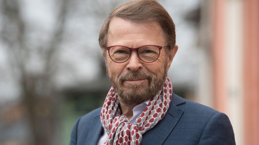 Björn Ulvaeus är ordförande för Cisac, en paraplyorganisation för upphovsrättsorganisationer som till exempel svenska Stim. Arkivbild.