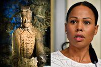 Alice Bah Kuhnke får skarp kritik för sin hantering av museerna.