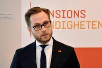 Utredaren Mikael Westberg.
