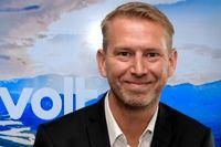 Peter Carlsson, vd för Northvolt. Arkivbild.