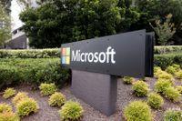 Microsofts mejlprogram Outlook har varit vägen in i tiotusentals företags datasystem. Arkivbild.