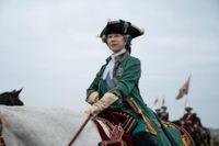 Helen Mirren som Katarina den stora.