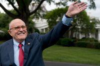 "Rudolph ""Rudy"" Giuliani."