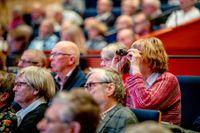 Cirka 300 av deltagarna i den senaste studien i Göteborg om 70-åringars hälsa kom till det första tillfället att höra forskarna berätta om de preliminära resultaten. Bättre kostvanor än tidigare generationer, men högre intag av alkohol, var en beskrivning som gavs.