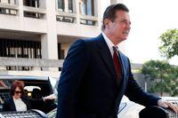 Donald Trumps ex-kampanjchef Paul Manaforts advokater vill ha mer tid inför rättegångarna. Arkivbild från 15 juni.