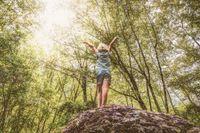 Studie: Att växa upp i grönområden minskar risken för psykisk ohälsa