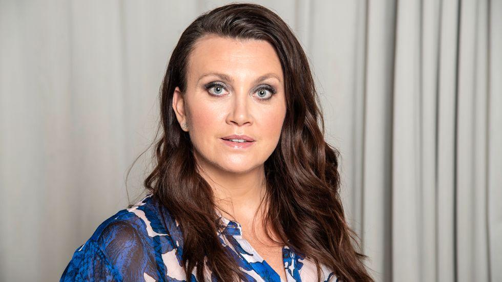 """Camilla Läckberg går till motattack efter Margot Wallströms kritik mot henne i programmet """"Svenska Powerkvinnor""""."""