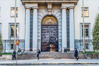 Handelshögskolan i Stockholm.