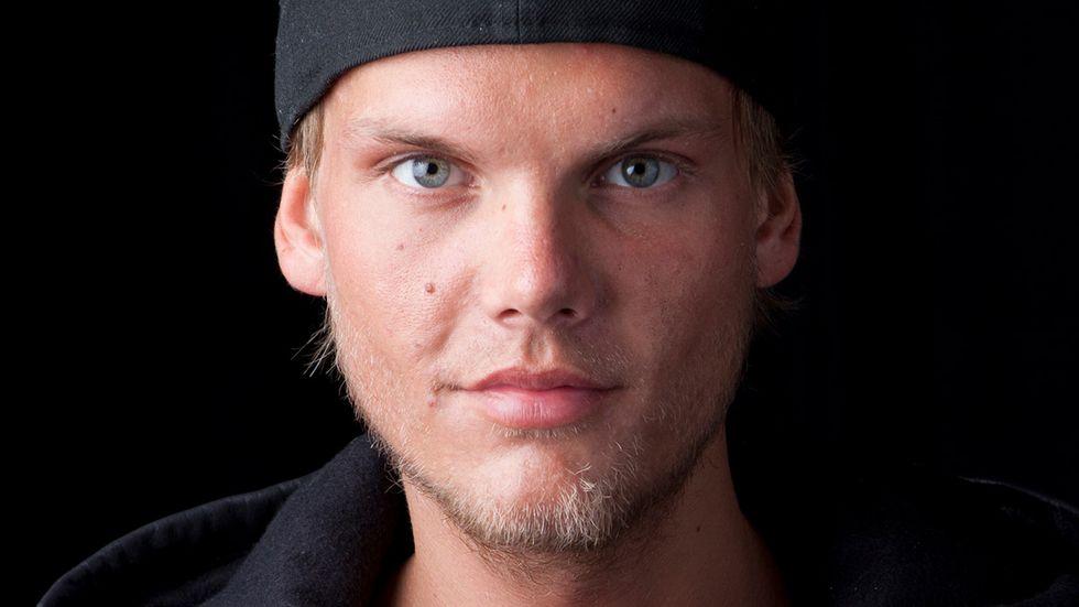 """Tim """"Avicii"""" Bergling fotograferad i New York 2013, fem år innan han tog sitt liv."""