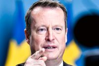 S-ministern Anders Ygeman.