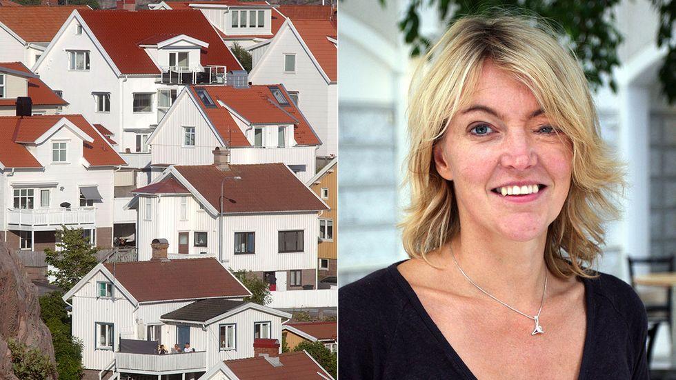 Skatter bör tas ut på ett sätt som leder till så få och små skadeverkningar som möjligt, skriver docent Åsa Hansson.