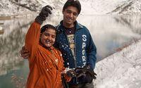 Konkona och Prosenjit Paul ser snö för första gången!