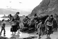 Under en av de sista svältkatastroferna i Europa, den stora svälten på Irland (1845–50), tvingades befolkningen bland annat att äta sjögräs för att överleva.