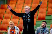 Ulf Larsson, assisterande tränare i Kristianstad. Arkivbild.