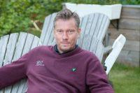 Cancerpatienten Tomas Dahl vill rikta sin tacksamhet till Nobelpristagarna James P Allison och Tasuku Honjo.