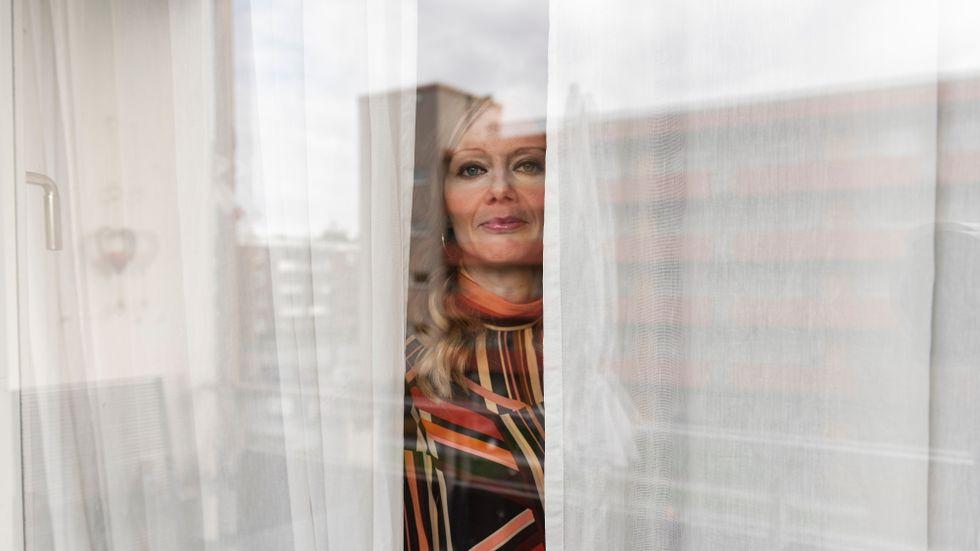 Idag kan Paula Tilli välja att vara utanför utan dåligt samvete.
