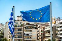 Eurogruppen anser att Grekland har genomfört tillräckliga ekonomiska reformer inför räddningspaketens avslut i augusti. Arkivbild.