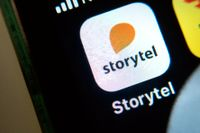 Storytel slår förväntningarna. Arkivbild.