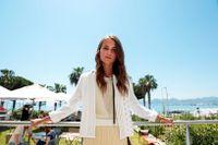 Alicia Vikander vid Cannes filmfestival tidigare i år.