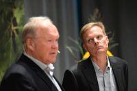 Göran Persson och Jens Henriksson har sex miljarder skäl att oroa sig för Finansinspektionens styrelsebeslut på torsdag.