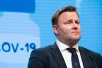 Biträdande hälsodirektör Espen Nakstad. Arkivbild.