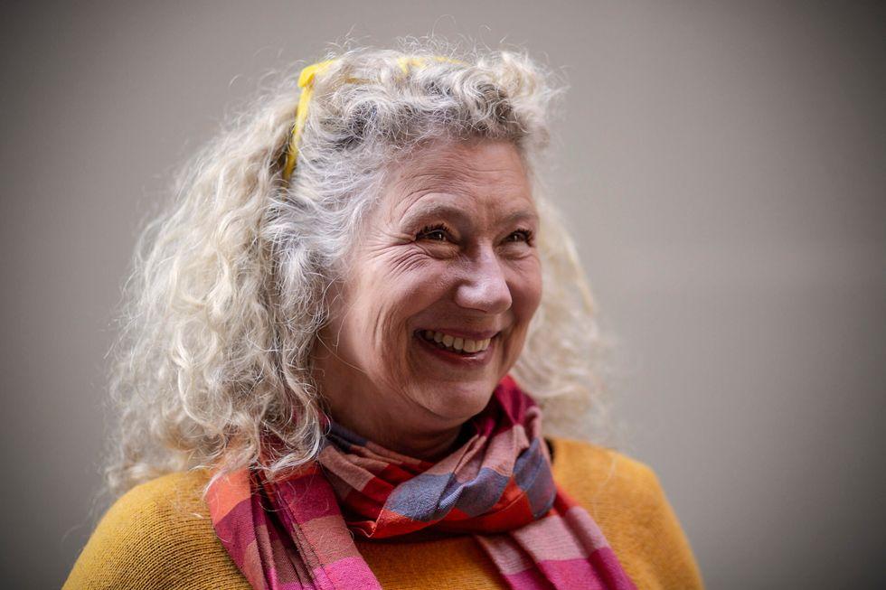 """Charlotta von Zweigbergk är journalist och författare. """"Fattigfällan"""" (2016) nominerades till Augustpriset."""