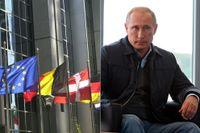 EU-länderna varnar nu Rysslands president Vladimir Putin för nya sanktioner.