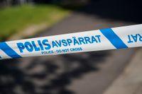 Minst ytterligare en person jagas efter att en kvinna sköts ihjäl i Luleå.