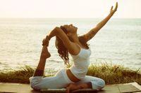 Yoga bort depressionen