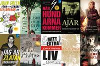 Tio titlar ingår i projektet som fått namnet Berättelser som förändrar.