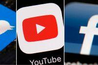Techbolagen kritiseras för spridningen av material från terrordådet i Nya Zeeland. Arkivbild.
