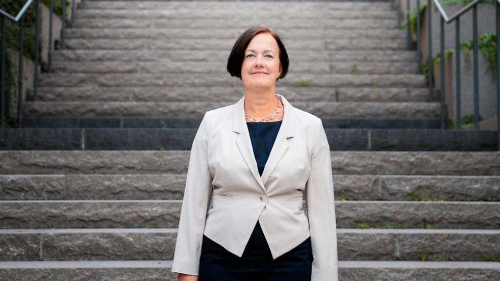 Nordeas privatekonom Ingela Gabrielsson.